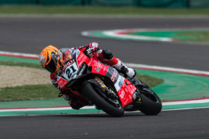 Superbike 2018 Imola - Michael Ruben Rinaldi