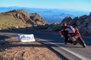 Pikes Peak 2018 - Carlin Dunne