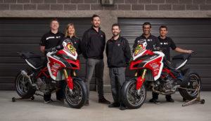 Pikes Peak 2018 - Spider Grips Ducati Pikes Peak team