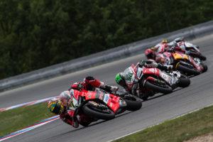 Superbike 2018 Brno - Chaz Davies