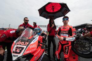 Superbike 2018 Donington - Marco Melandri