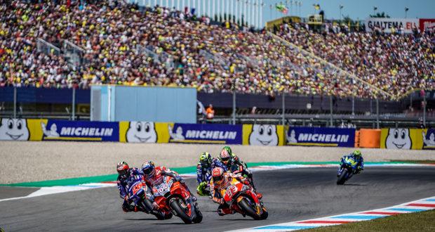 MotoGP 2018 Assen