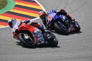 MotoGP 2018 Sachsenring - Andrea Dovizioso