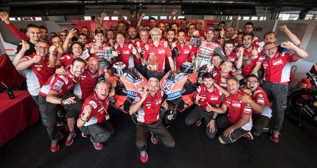 MotoGp 2018 Brno