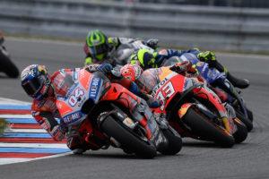 MotoGP 2018 Brno - Andrea Dovizioso