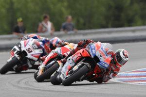 MotoGP 2018 Brno - Jorge Lorenzo
