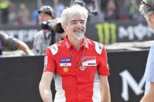 MotoGP 2018 Brno - Luigi Dall'Igna