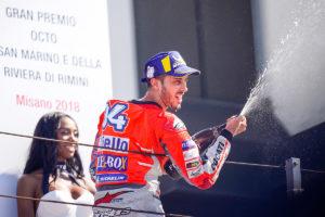 MotoGP 2018 Misano - Andrea Dovizioso