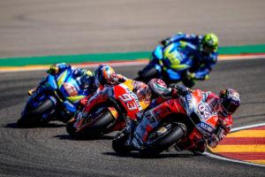 MotoGP 2018 Aragon - Andrea Dovizioso